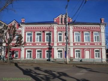 Саранск (Республика Мордовия): Достопримечательность Музей мордовской культуры