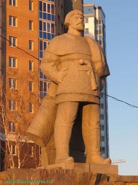 Саранск (Республика Мордовия): Достопримечательность Пугачевские места