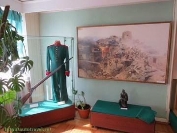 Саранск (Республика Мордовия): Достопримечательность Музей А.И. Полежаева