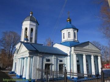 Саранск (Республика Мордовия): Достопримечательность Церковь Успения Пресвятой Богородицы