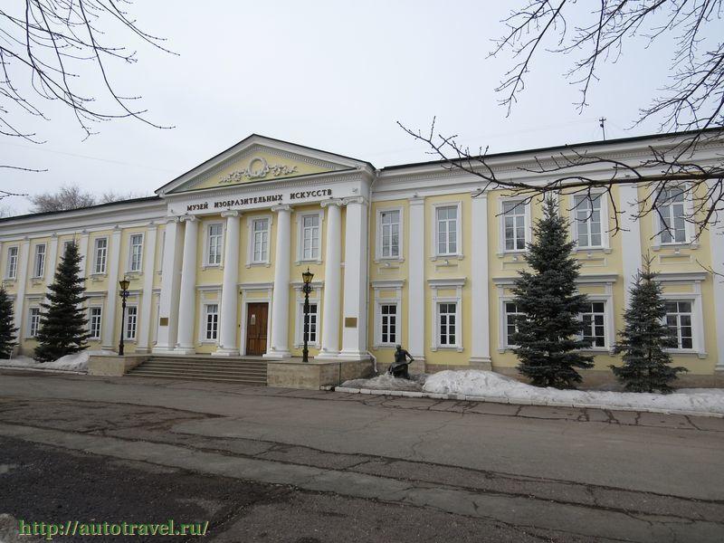 музей изобразительных искусств оренбург: