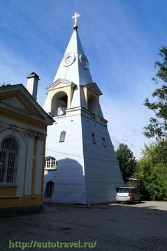 Санкт-Петербург (Ленинградская область): Достопримечательность Церковь Троицы Живоначальной (Кулич и Пасха)