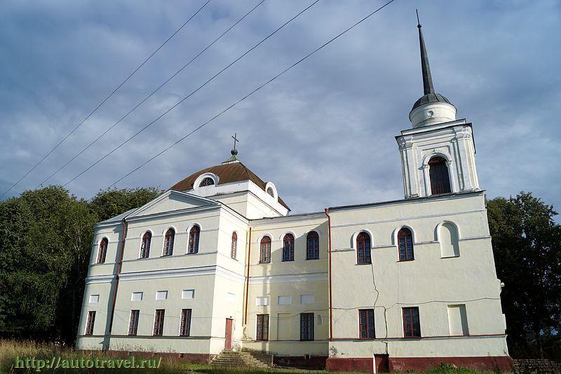 Карта Смоленской области подробная с районами, городами и.