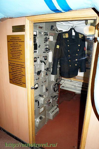 подводная лодка в вологодской области