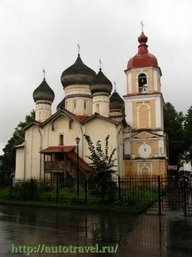 Великий Новгород (Новгородская область): Достопримечательность Церковь Феодора Стратилата на Щиркове улице