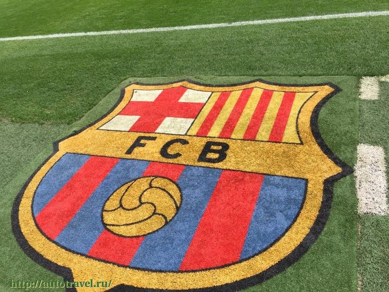 Стадион Камп Ноу/Estadi Camp Nou (Барселона/Barcelona ... Стадион Барселоны Вместимость