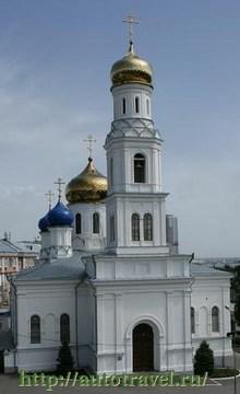 Саратов (Саратовская область): Достопримечательность Духоcошественский собор