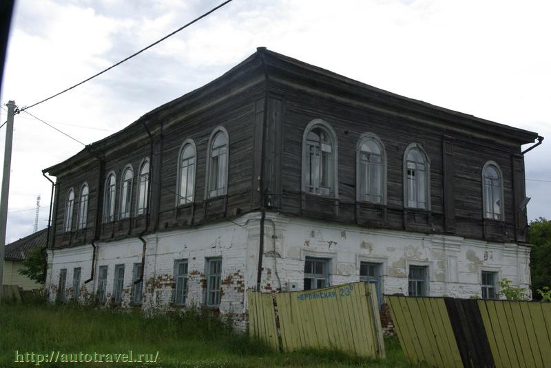 фото омская область город тара