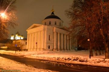 Ярославль (Ярославская область): Достопримечательность Ильинско-Тихоновская церковь