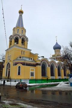 Ярославль (Ярославская область): Достопримечательность Ансамбль церквей Николо-Меленского прихода