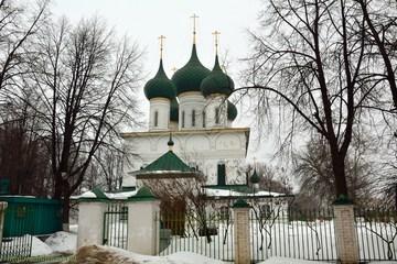 Ярославль (Ярославская область): Достопримечательность Федоровский кафедральный собор