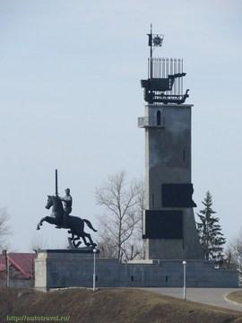 Великий Новгород (Новгородская область): Достопримечательность Монумент Победы