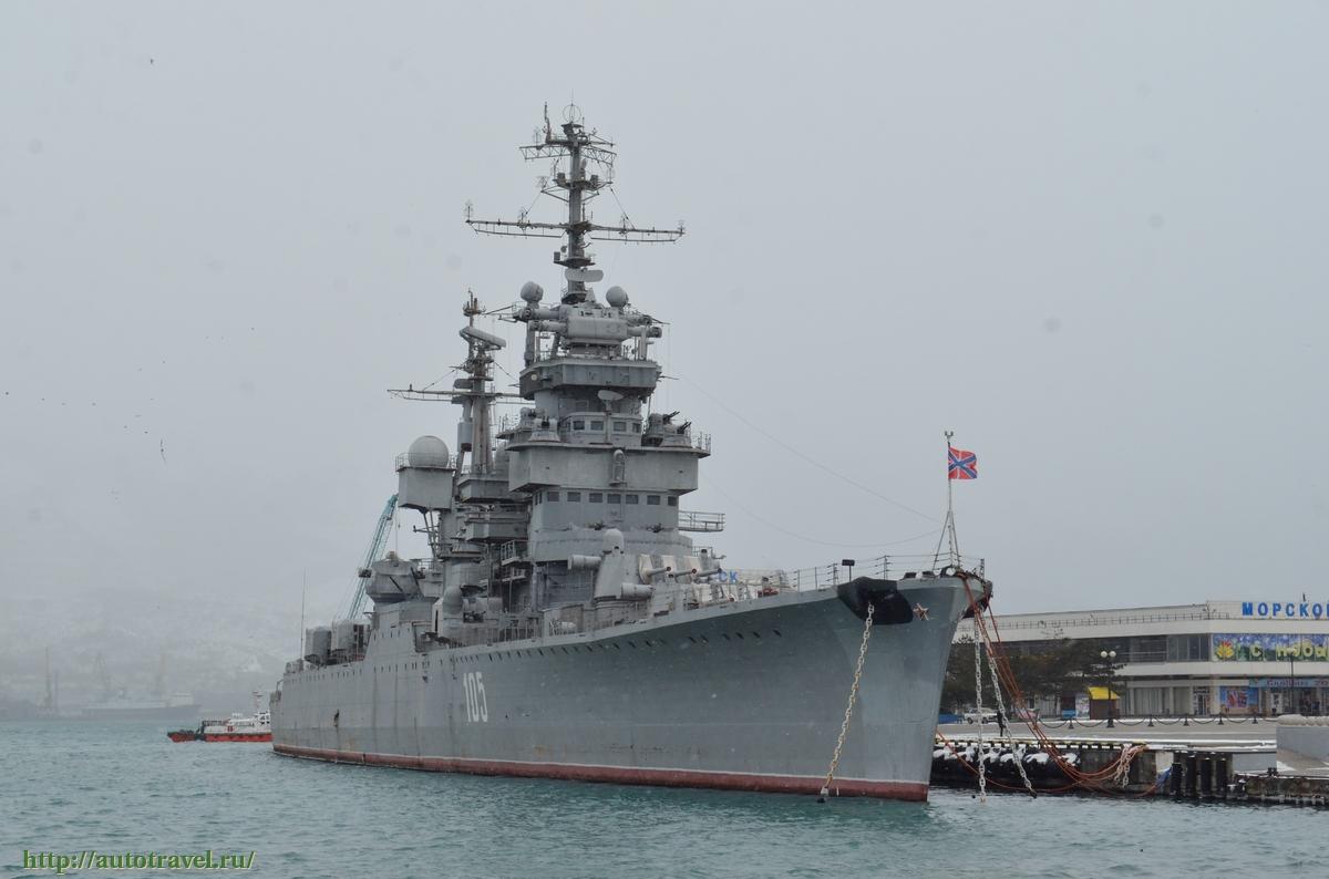 фото кутузов новороссийск крейсер