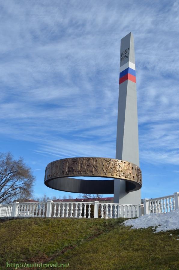фото на въезде в город черкесск украшен