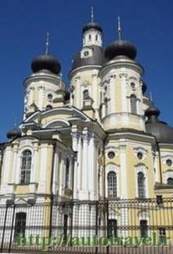Санкт-Петербург (Ленинградская область): Достопримечательность Собор Владимирской иконы Божией матери