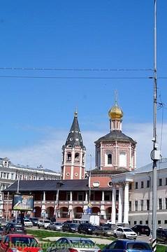 Саратов (Саратовская область): Достопримечательность Троицкий собор
