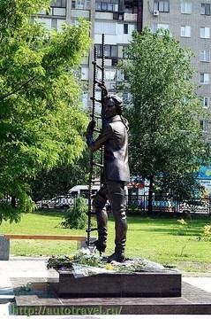 Саратов (Саратовская область): Достопримечательность Памятник О. И. Янковскому