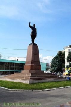 Саратов (Саратовская область): Достопримечательность Памятник Ф.Э. Дзержинскому