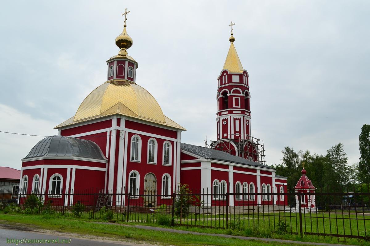 Борисоглебск где находится