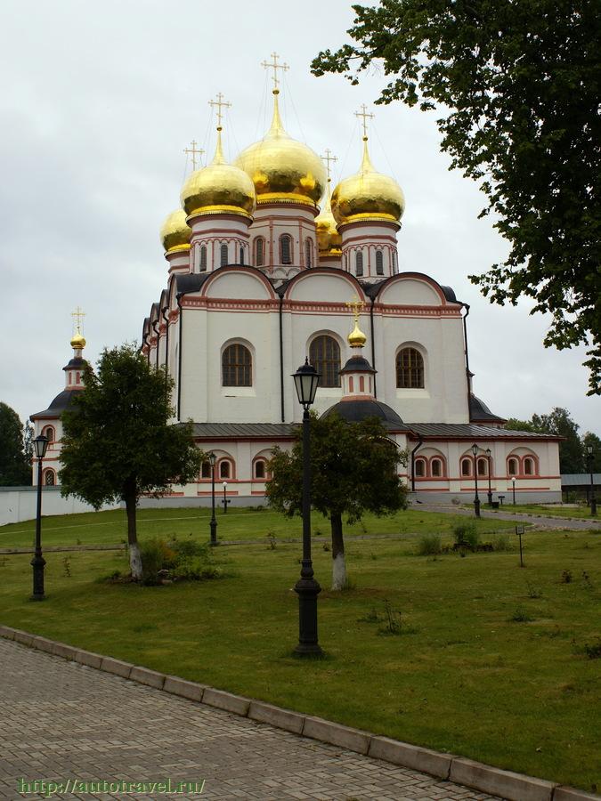 Иверский монастырь Валдай изоражения