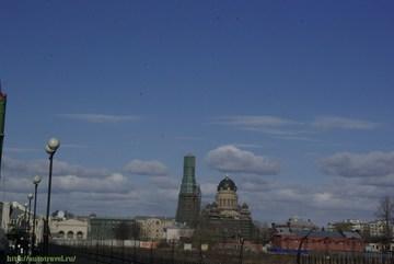 Санкт-Петербург (Ленинградская область): Достопримечательность Воскресенская церковь