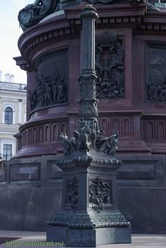 Санкт-Петербург (Ленинградская область): Достопримечательность Памятник Николаю I