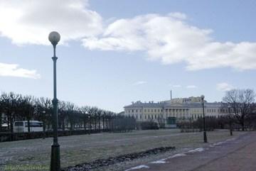 Санкт-Петербург (Ленинградская область): Достопримечательность Марсово поле