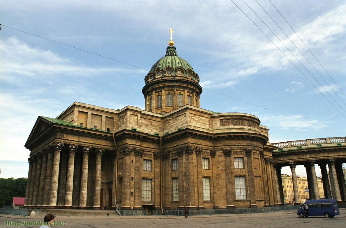 Казанский собор в санкт петербурге фото музей