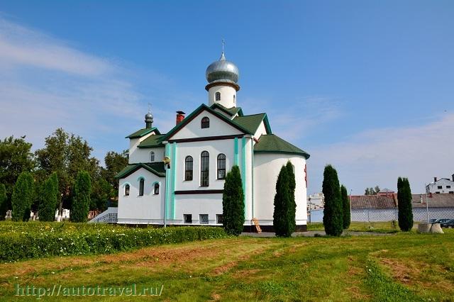 Фотография Храм Преподобного Леонида (Орша (Беларусь))