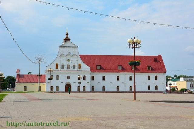 Фотография Иезуитский коллегиум (Орша (Беларусь))