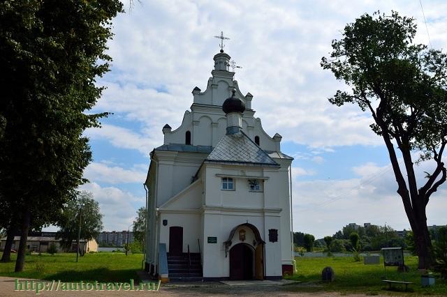 Фотография Свято-Богоявленский Кутеинский монастырь (Орша (Беларусь))