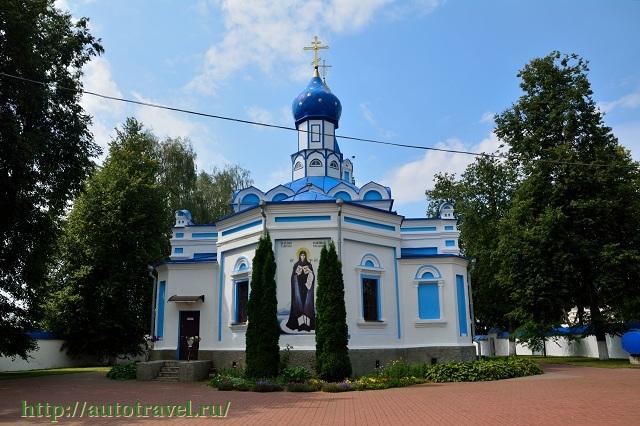Фотография  Женский Свято-Успенский монастырь в Орше (Орша (Беларусь))