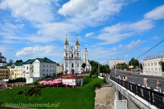 Фотография Церковь Воскресения Христова (Витебск (Беларусь))