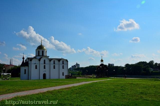Фотография Благовещенская церковь (Витебск (Беларусь))