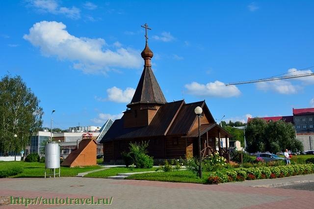 Фотография Церковь Александра Невского (Витебск (Беларусь))