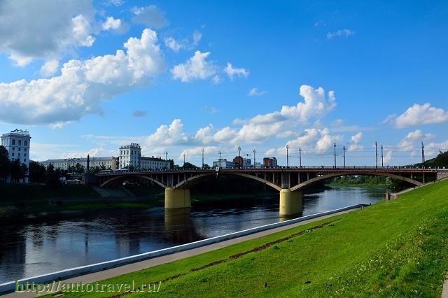 Фотография Кировский мост (Витебск (Беларусь))