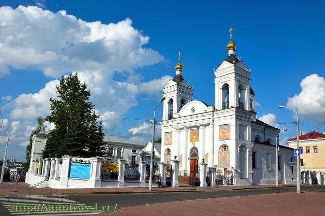 Фотография Свято-Покровский кафедральный собор (Витебск (Беларусь))