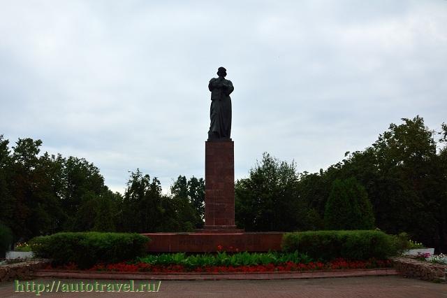Фотография Памятник Франциску Скорине (Полоцк (Беларусь))