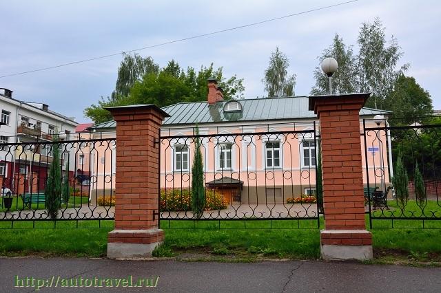 Фотография Домик Петра I (Полоцк (Беларусь))