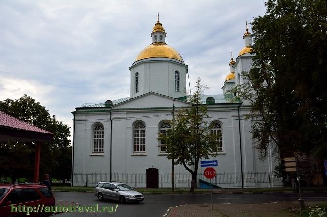 Фотография Богоявленский монастырь (Полоцк (Беларусь))