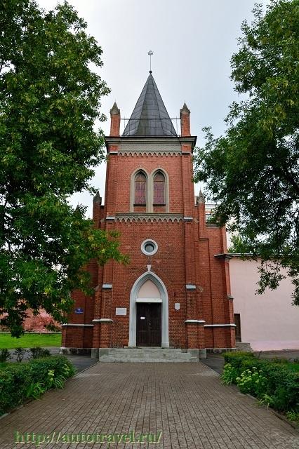 Фотография  Кирха (Полоцк (Беларусь))