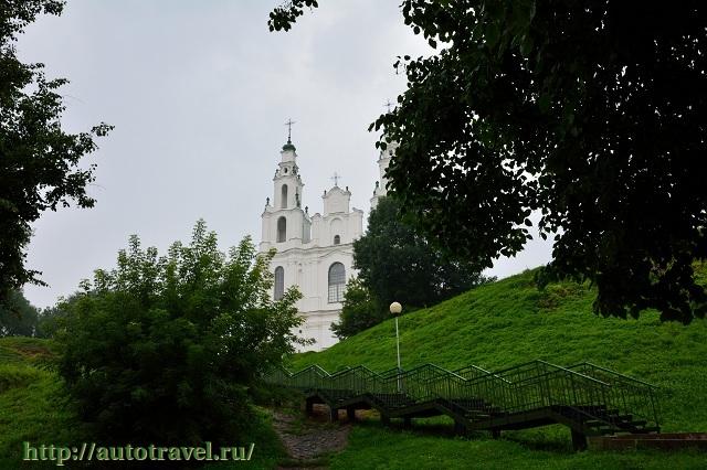 Фотография Софийский собор (Полоцк (Беларусь))