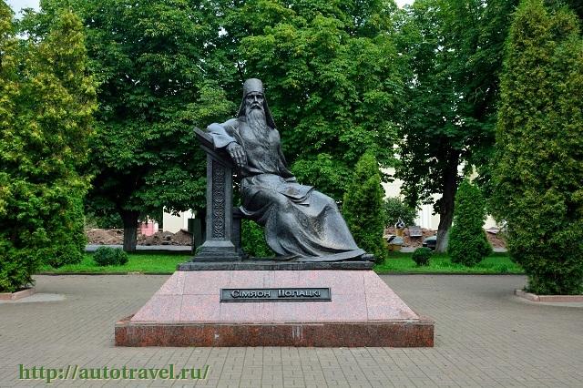 Фотография Памятник Симеону Полоцкому (Полоцк (Беларусь))