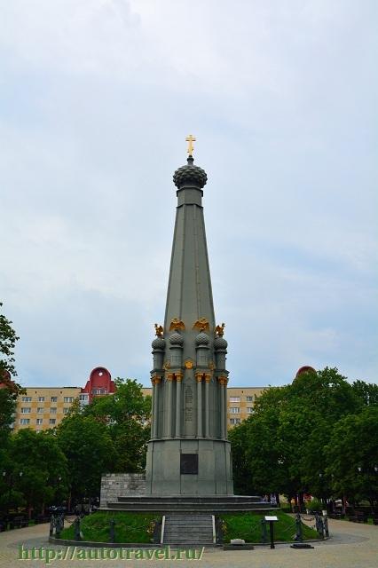 Фотография Памятник героям Отечественной войны 1812 года (Полоцк (Беларусь))
