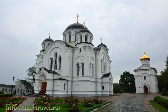 Фотография Спасо-Ефросиньевский монастырь (Полоцк (Беларусь))