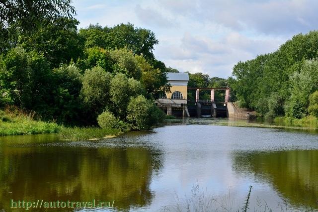 Фотография Лепельская ГЭС (Лепель (Беларусь))