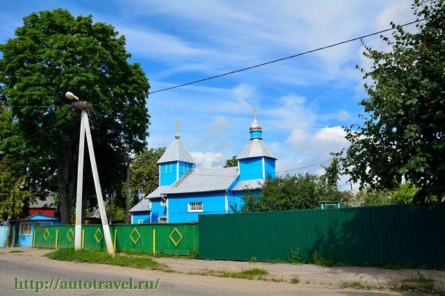 Фотография Архитектура города (Лепель (Беларусь))