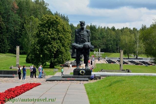 Фотография Мемориальный комплекс