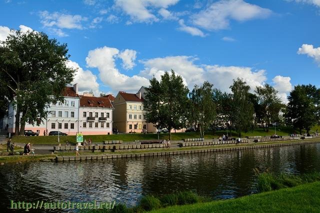 Фотография Троицкое предместье (Минск (Беларусь))
