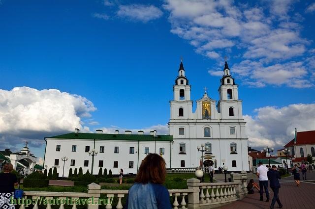 Фотография Свято-Духов кафедральный собор (Минск (Беларусь))